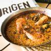Arrós mixte de carn i peix
